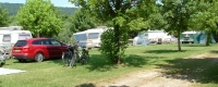 Camping emplacement tente Jura